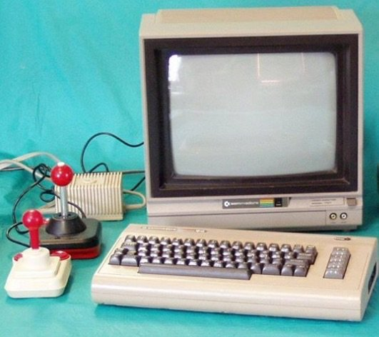 Retro számítógép